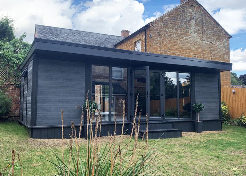 About Composite Garden Buildings