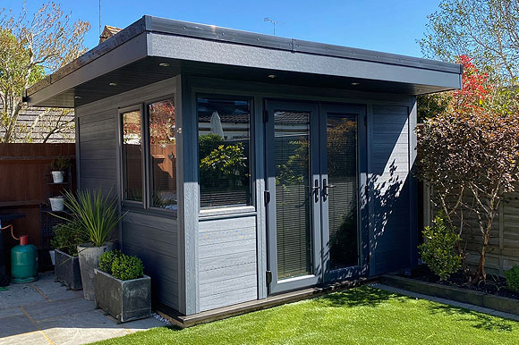 High Performance Composite Garden Rooms Bristol