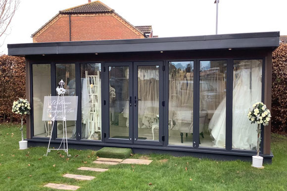Work From Home Garden Offices Bristol