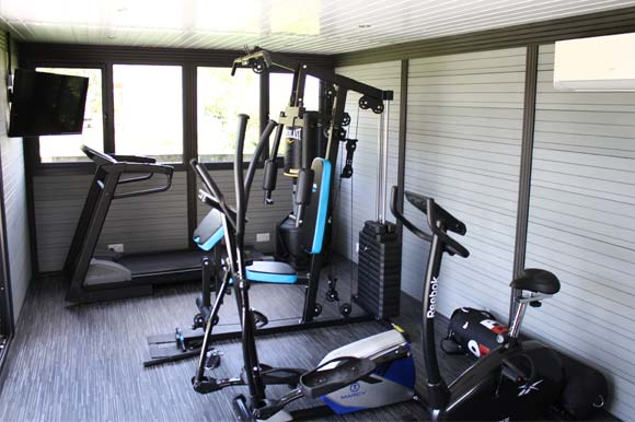 Garden Gym Retreat Bristol